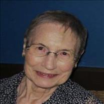 Catherine Ellen McAlister