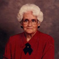 Evelyn Alberta Burnham