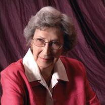 Mrs. Thelma E. Conrey