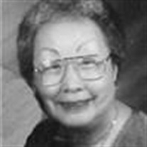 Cecilia Mary Low
