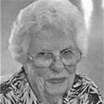 Geraldine (Gerry) Irene Lemenager