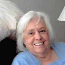 Shirley Anne Jordan
