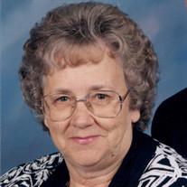 Mary Ann Guthrie Leach