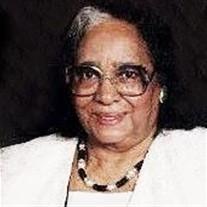 Mrs. Ethel Mae Douglas