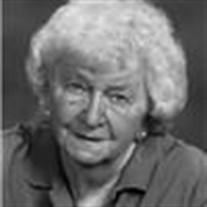 Frances Agatha Croft
