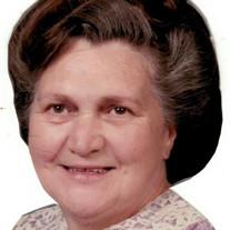 Edith Merle Morgan