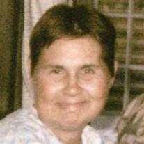 Patsy Jean Thomas