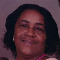 Ms. Alma Marie Bland