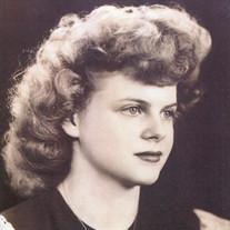 Patricia Mae Miller