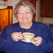 Dora Frances Schoenjahn