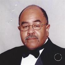 Deacon John Julius Hudson
