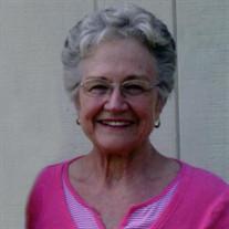 Mrs. Betty Jean Hagans Cornett