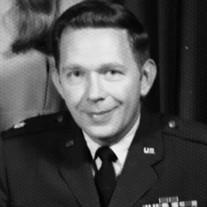 Ret Major John Bennett