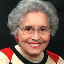 Mrs. Evelyn Jean Crawl Ellis