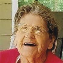Mrs. Mary Hunter