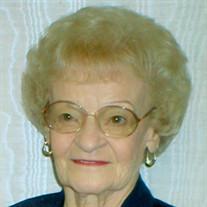 Clara Dean Erickson