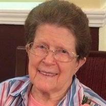 Mrs. Mary Barfield Thompson