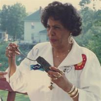 Rose M.  Bellinger