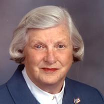 Mrs. Betty Sibley Watts Wetterau