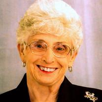 Mrs. Ann Morgan Alexander