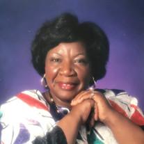 Mrs. Mary Evelyn Tolbert