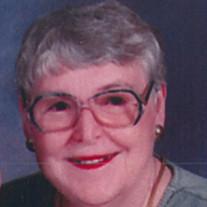 Mary Ann Huggett
