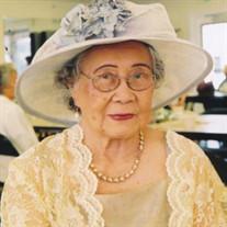 Mercedes Malagayo Miranda