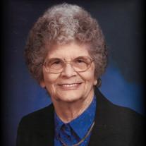 Minnie Faye Houston