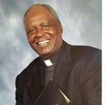 Reverend Ervin Hicks