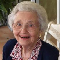 Mrs. Elfriede Kempf Cook