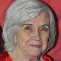 "Julia ""Judy""  Pearl Newton"
