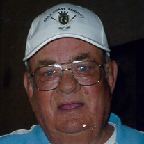 """Msgt. Ernest """"Dan"""" Russell"""