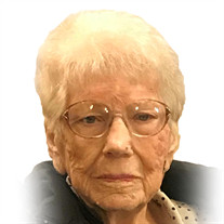 Hazel Ann Hebdon Hansen