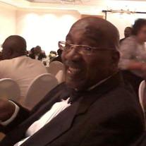 Mr. Hubert M. McCloud Sr.