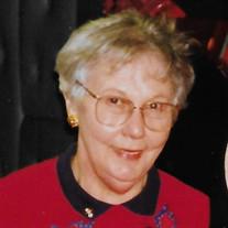 Betty Jane Letts