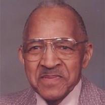Deacon Wilbert Lee Howard