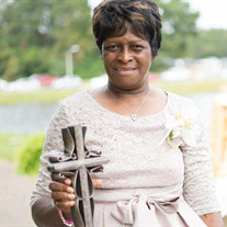 Evangelist Doris Flowers Brown
