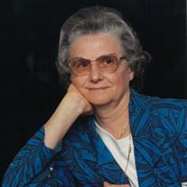 Frances Jean Austin of Adamsville, TN