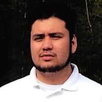 Michael Ruiz, 19, of Bolivar
