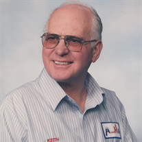 Keith M Anderson