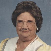 Elvira  Jeanette Johnson