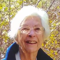 Mary Frances Cash