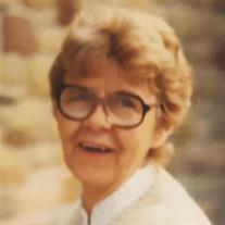Mary Jean Spencer