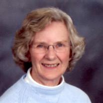 Evelyn Libby Swanson