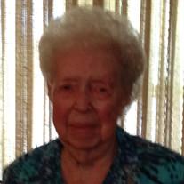 Bessie Bertha Peterson