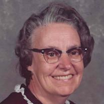 "Marjory ""Margie"" Ruth Walton Sites"