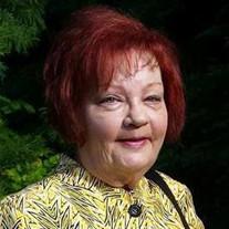 Rev. Kaye Evans