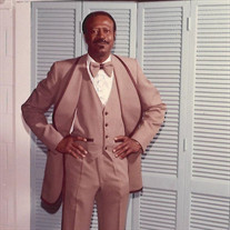 Mr. Roosevelt Sanders