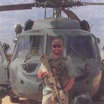 Staff Sgt. Carl Enis