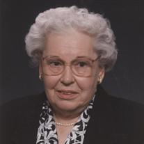 Martha J. Winegar
